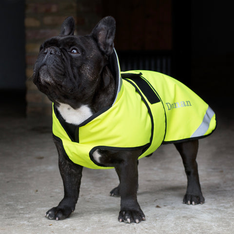 Jacson Reflective Dog Coat