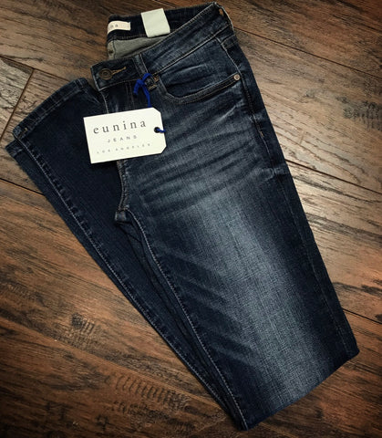 Eunina Jeans Medium Wash