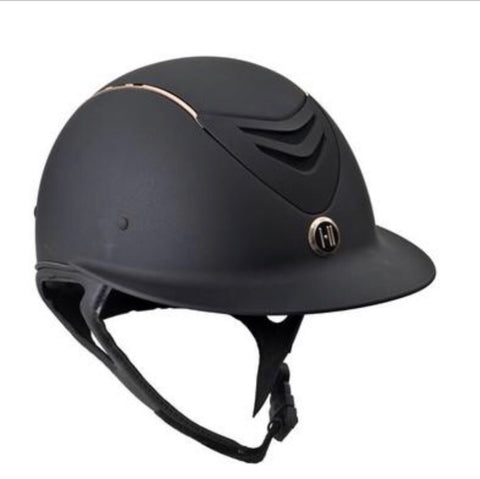 One K Defender Avance Helmet Chrome Stripe
