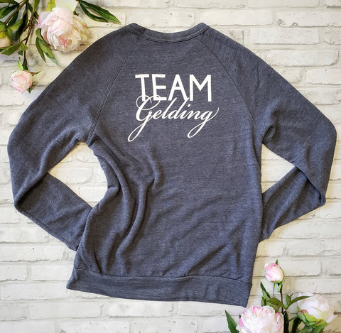 NEW Team Gelding Crew Sweatshirt