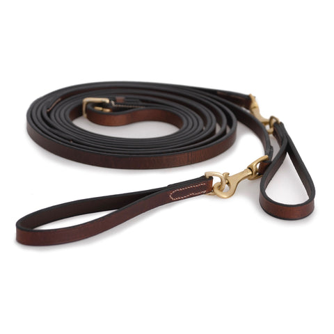Jacson Leather Draw Reins