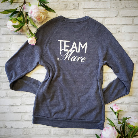 NEW Team Mare Crew Sweatshirt