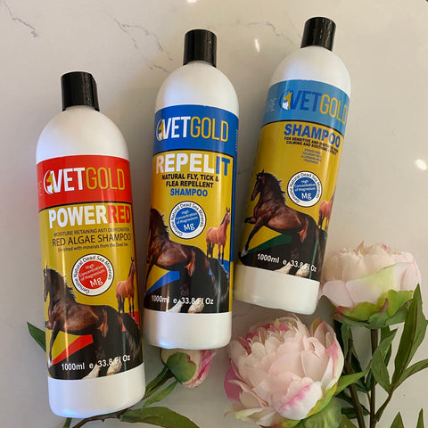 VetGold Shampoo Sensitive or Irritated Skin