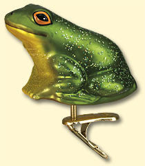 Clip-on Frog