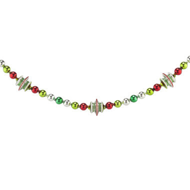 "Holiday Splendor 7"" Figural Garland"