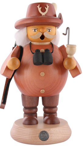Forest Ranger - brown - German Incense Smoker by Müller Kleinkunst