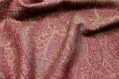 Paisley – From Ancient Persia to Modern Fashion