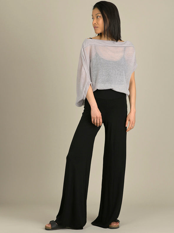 Elasticated Waist Stretchy Palazzo - Forgotten Tribes