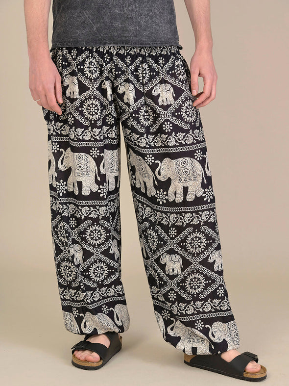 Elephant Harem Pants for Men - High Crotch - Forgotten Tribes
