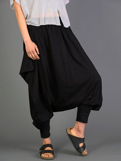 High Cuff Harem Pants - Low Crotch - Forgotten Tribes