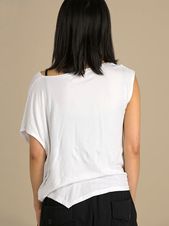 Side Drape Top