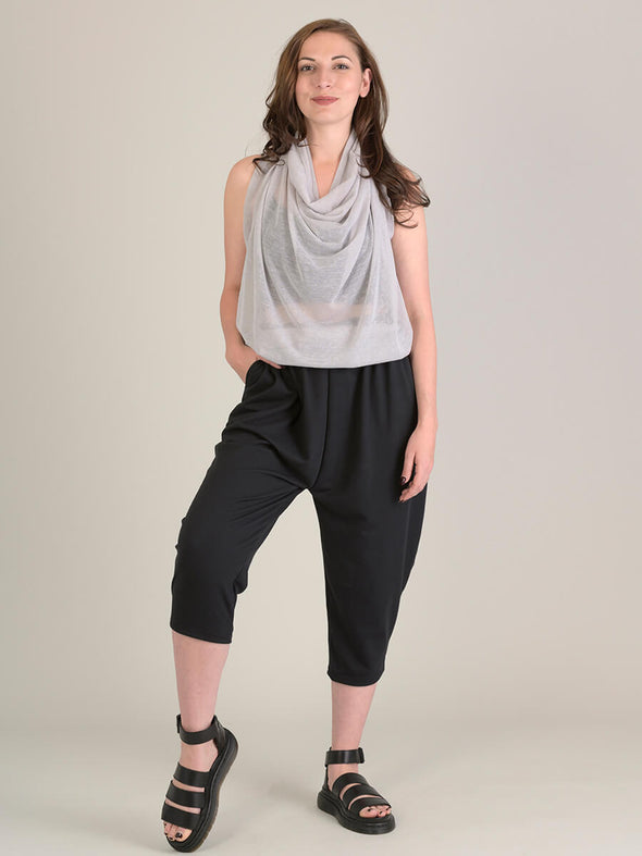 Lightweight Sheer Sleeveless Top - Forgotten Tribes