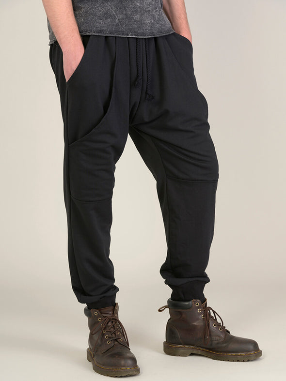 Double Pocket Jogger Pants for Men - Forgotten Tribes