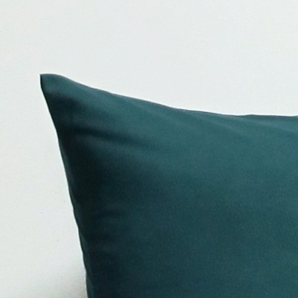 Green 20 x 20 Cotton Pillow
