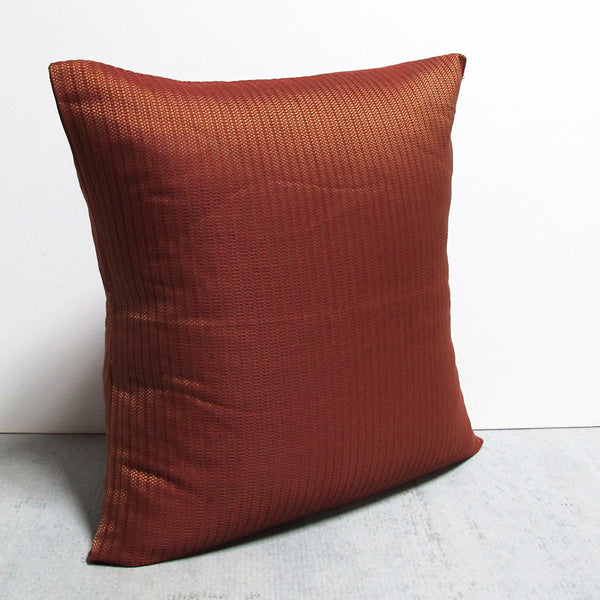 Orange 24 x 24 Lined Pillow