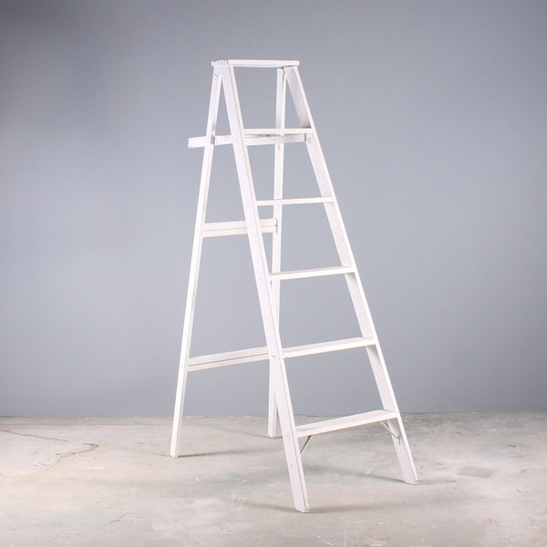 Ladder White 6ft