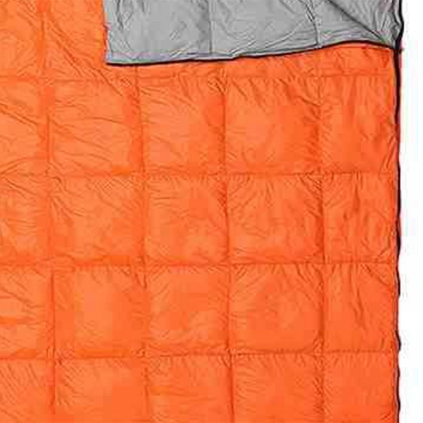 Sleeping Bag Orange