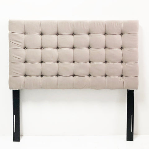 Tufted Headboard Full