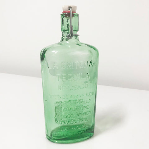 Bottle Green Tequila