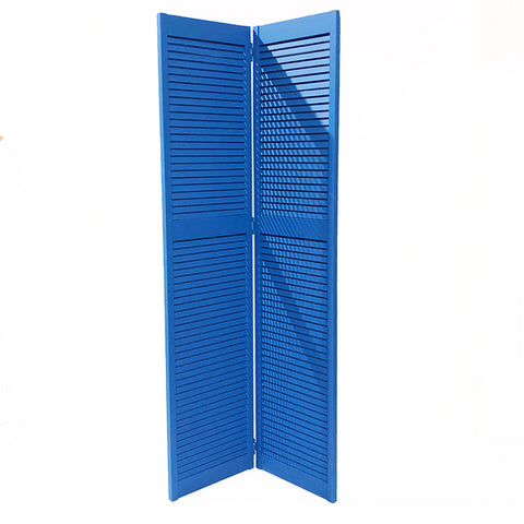 Folding Screen Blue