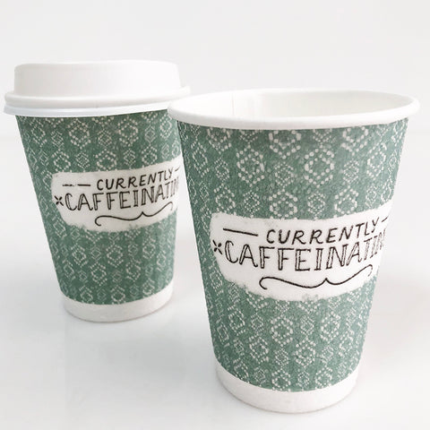 Coffee Cup Green