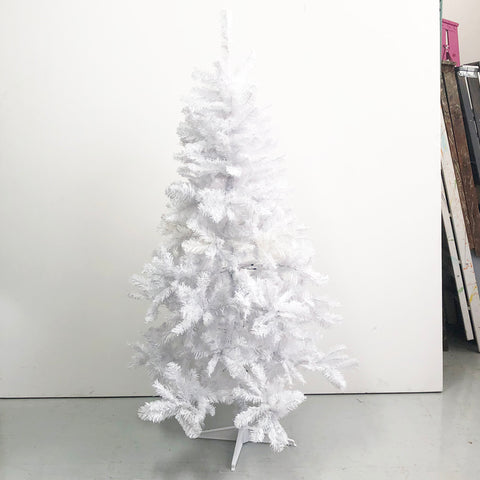 Christmas Tree White 6.5Ft
