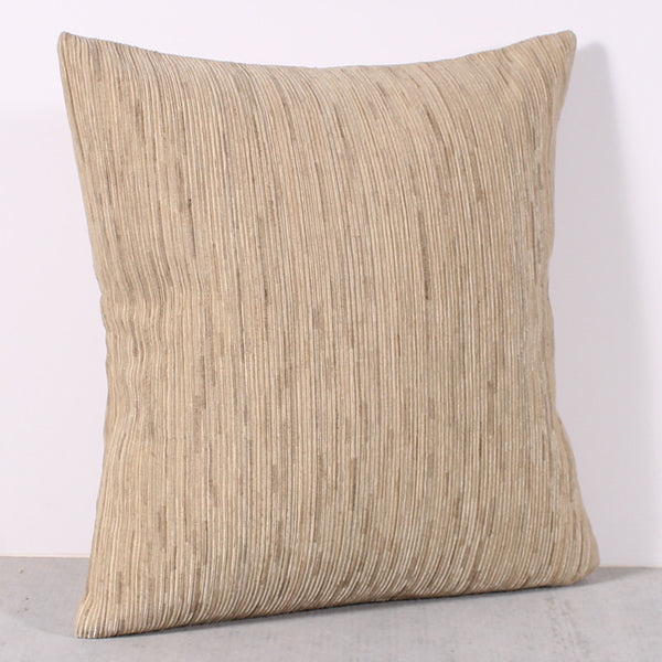 Beige 24 x 24 Lined Pillow