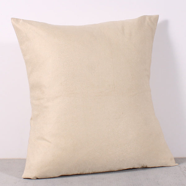 Cream 20 x 20 Shimmer Pillow