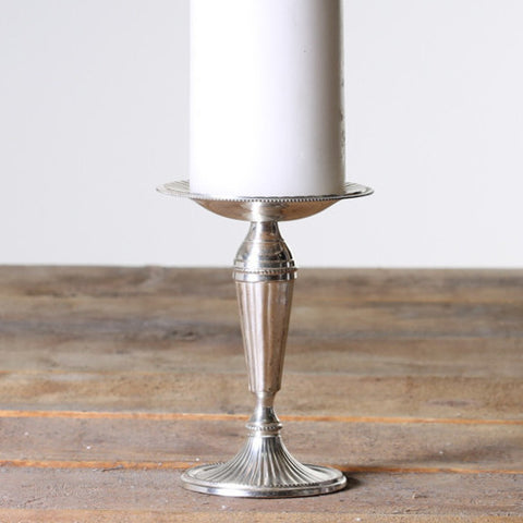 Coquille Candlestick