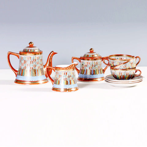 Tea Set Hito