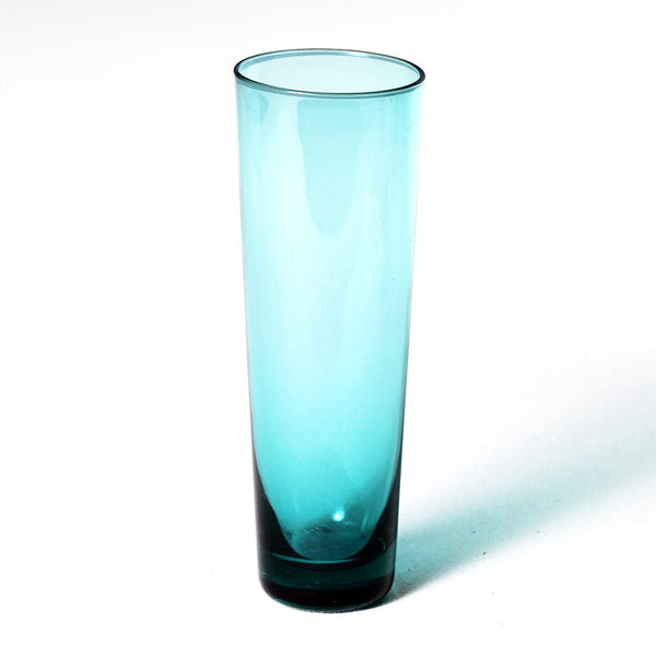Teal Collins Glass