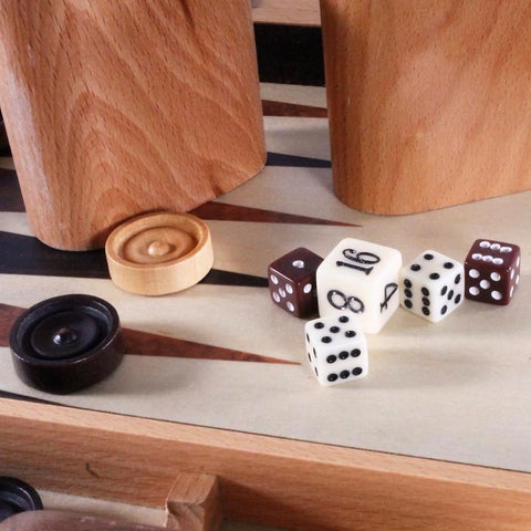 Backgammon Set Henry