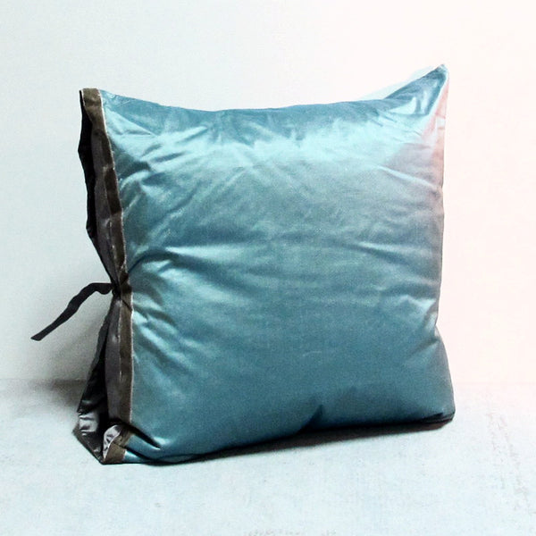 Blue 20 x 20 Drawstring Pillow