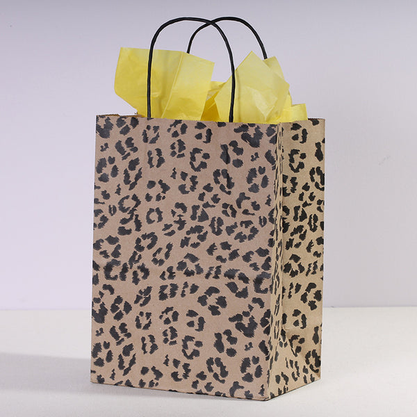 Shopping Bag - Leopard Spot