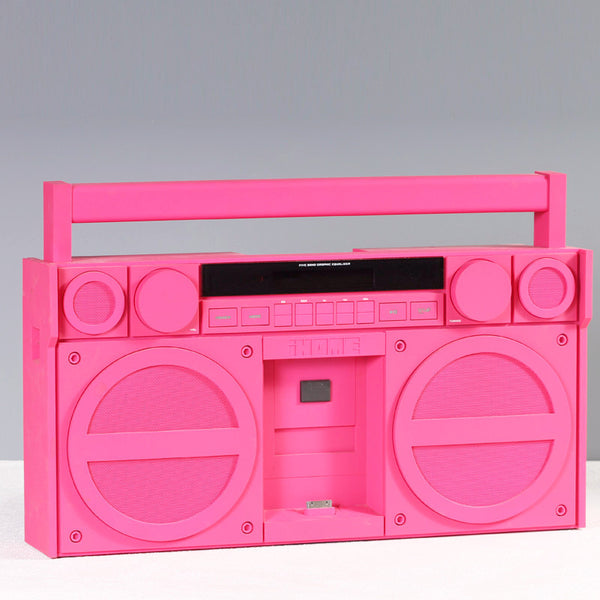 Boombox Hot Pink
