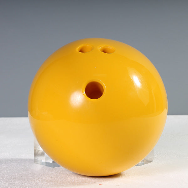 Bowling Ball Yellow