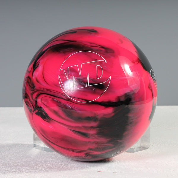 Bowling Ball Marbleized