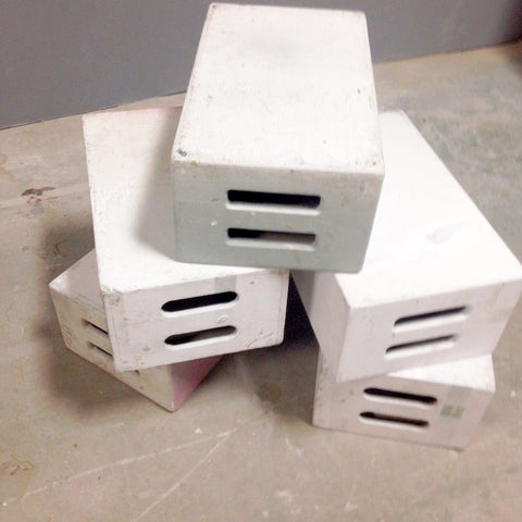 Apple boxes 19 3/4 x 11 3/4 x 8