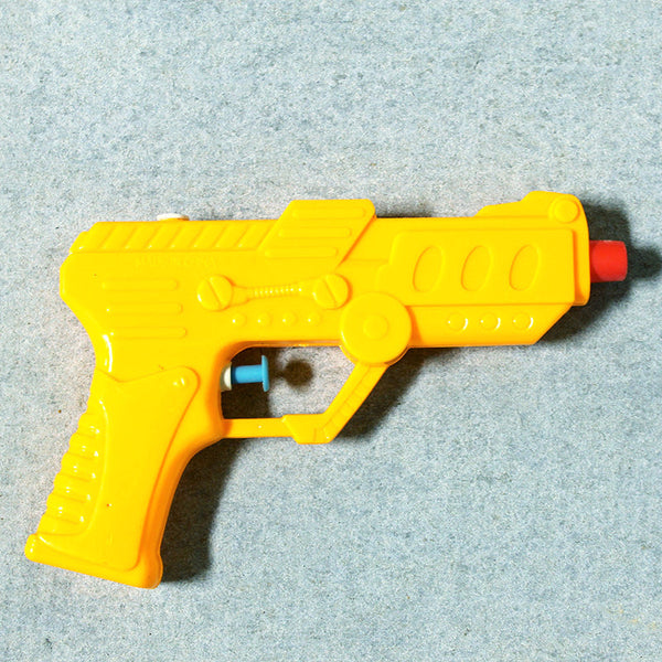 Water Gun Yellow