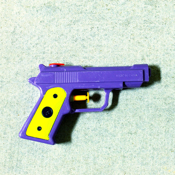 Water Gun Purple & Green