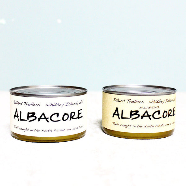 Albacore Cans