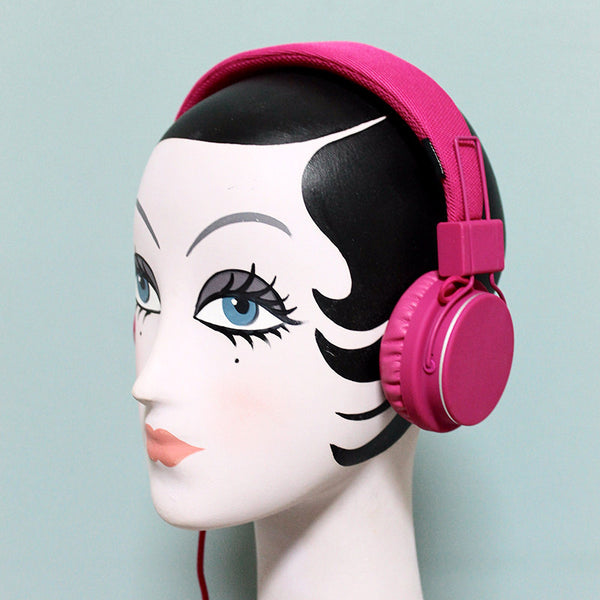 Headphones Pink