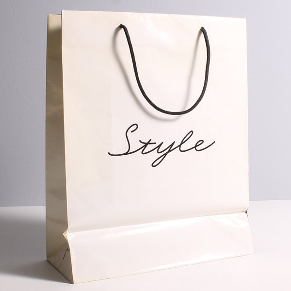 Shopping Bag - Fashion Style