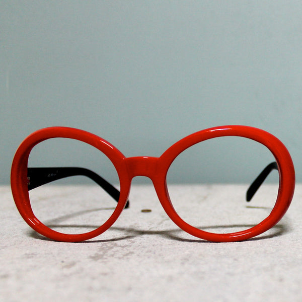 Glasses Red