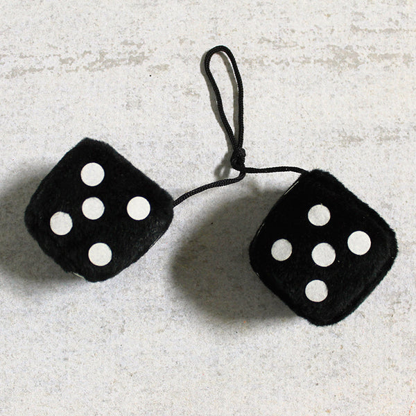 Car Fuzzy Dice