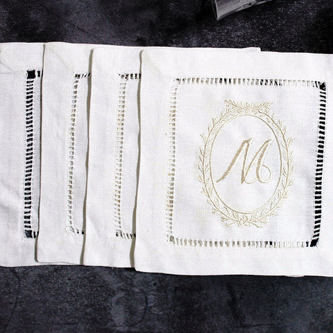 Moriah Cocktail Napkin