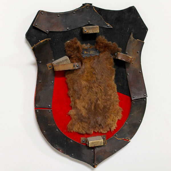 Leather & Fur Shield
