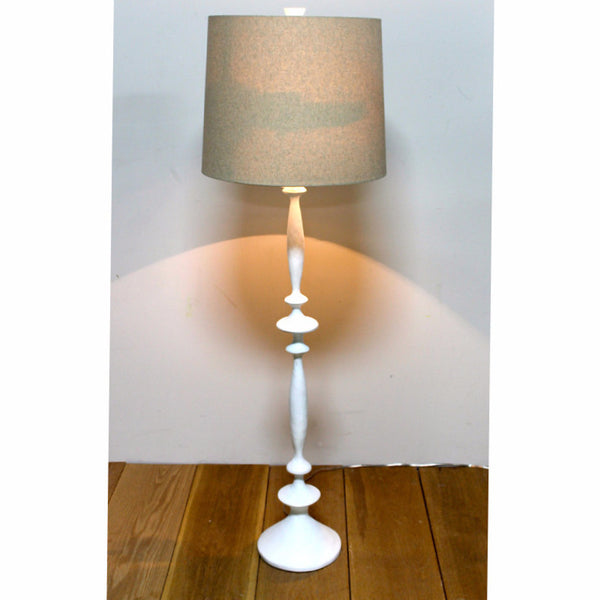 Candlestick floor lamp tip top props candlestick floor lamp aloadofball Image collections