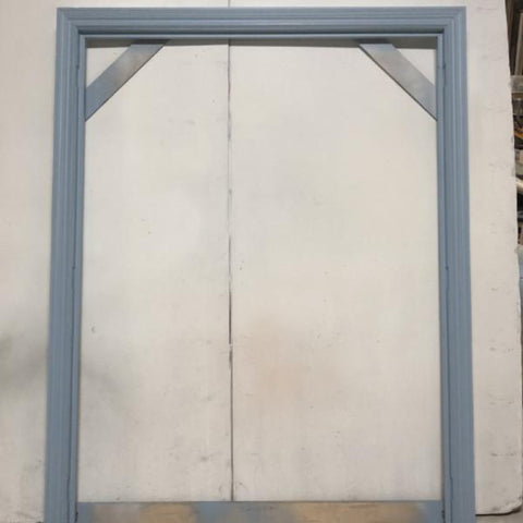 30 x 80 Double door frame