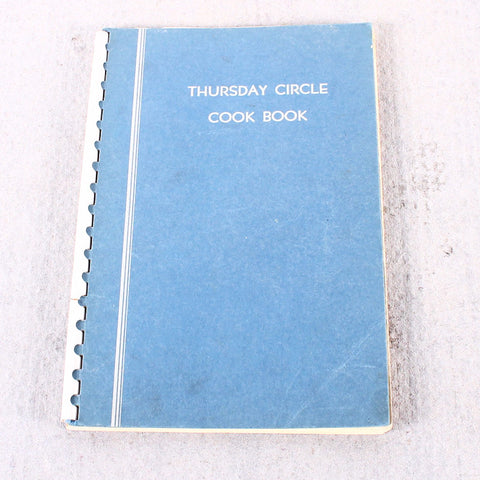 Cook Book Thursday Circle